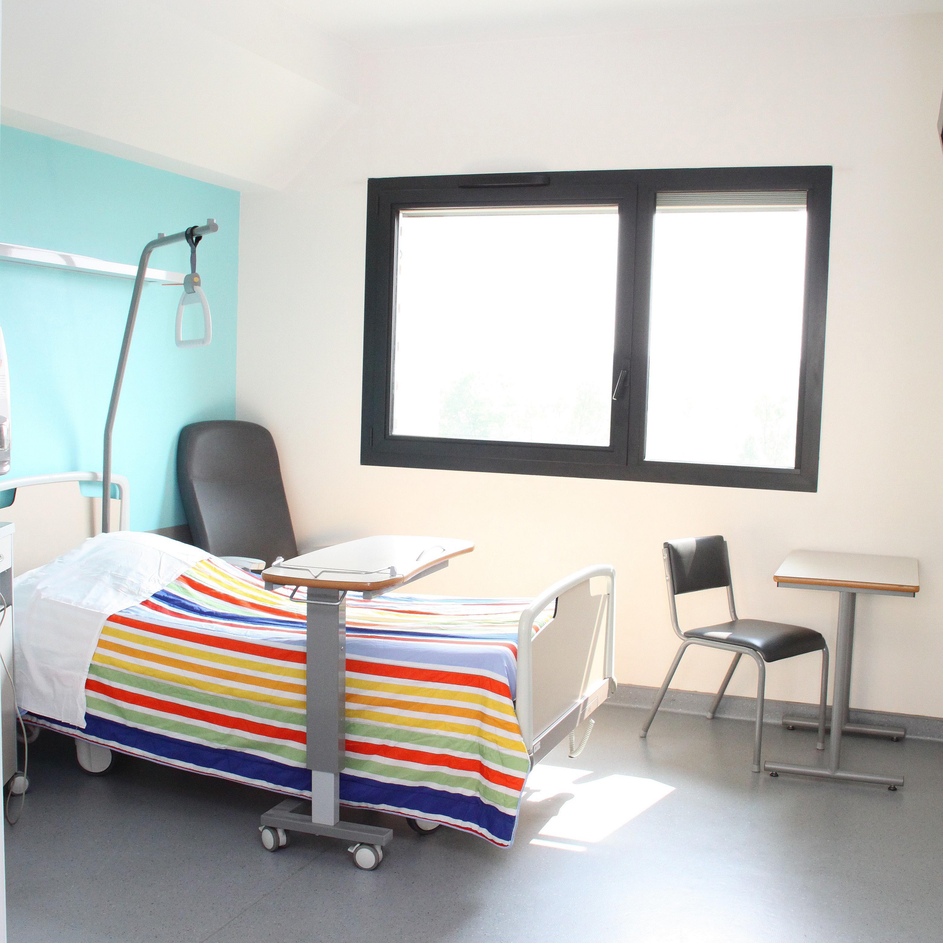 Votre confort ghm - Groupe hospitalier les portes du sud ...